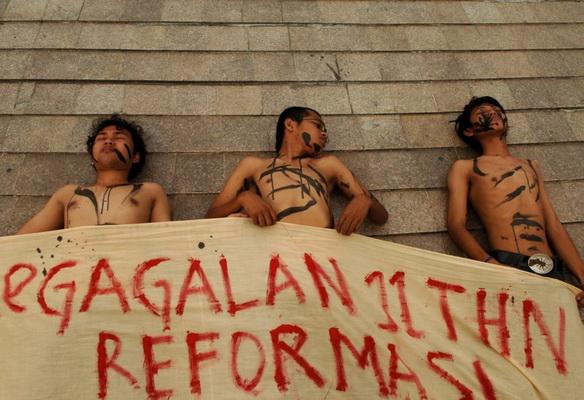 IKA-Trisakti Usulkan Empat Mahasiswanya yang Gugur Pahlawan Reformasi