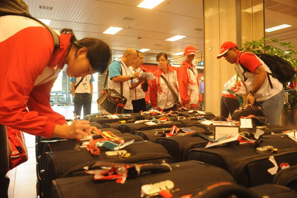 Indonesia mengirim 104 atlet di Asian Youth Games
