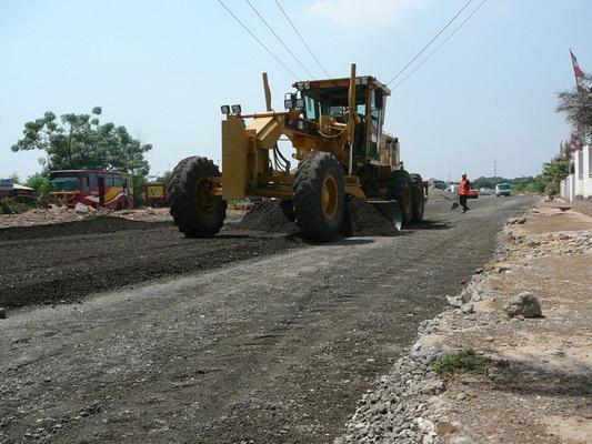 Proyek jalan mudik-balik Karawang-Subang rampung