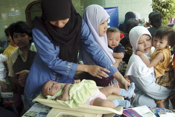 150.000 balita meninggal per tahun di Indonesia