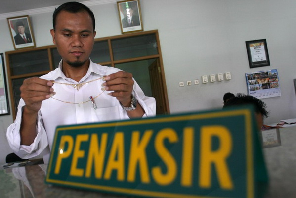 Kredit Pegadaian Palembang Lampaui Target