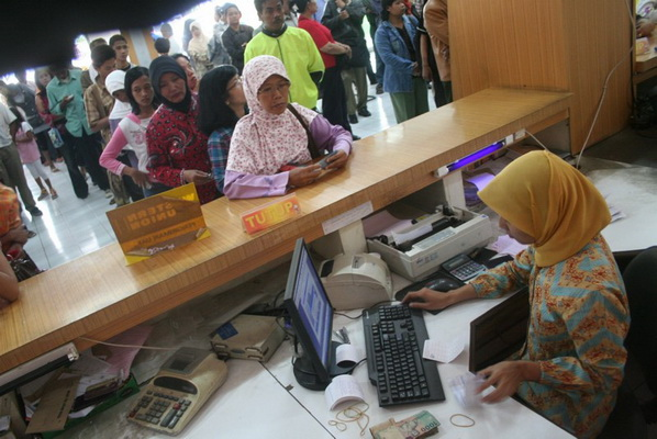 Pengiriman uang TKI meningkat selama Ramadan