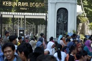 Menpan-RB kembali kunjungi Kebun Raya Bogor