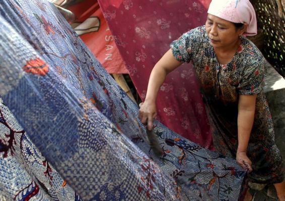 Batik Madura diminati pasar luar negeri