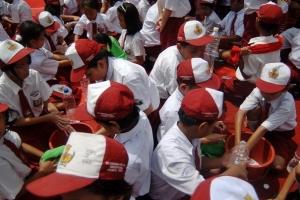 Sekolah berperan tanamkan perilaku hidup bersih pada anak