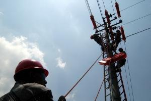 Konsorsium bank BUMN biayai transmisi listrik Sumatera