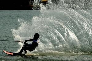 Atlet ski air Jabar ikut seleksi Kejuaraan Dunia