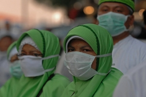 Calon haji OKU diimbau gunakan masker antisipasi MERS-CoV Saudi