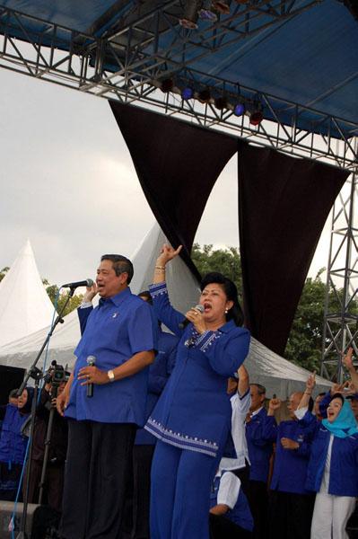Presiden SBY sambut baik pemilu legislatif 9 April 2014