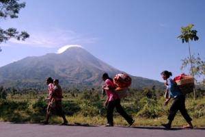 2.040 keluarga terdampak letusan Merapi sudah direlokasi