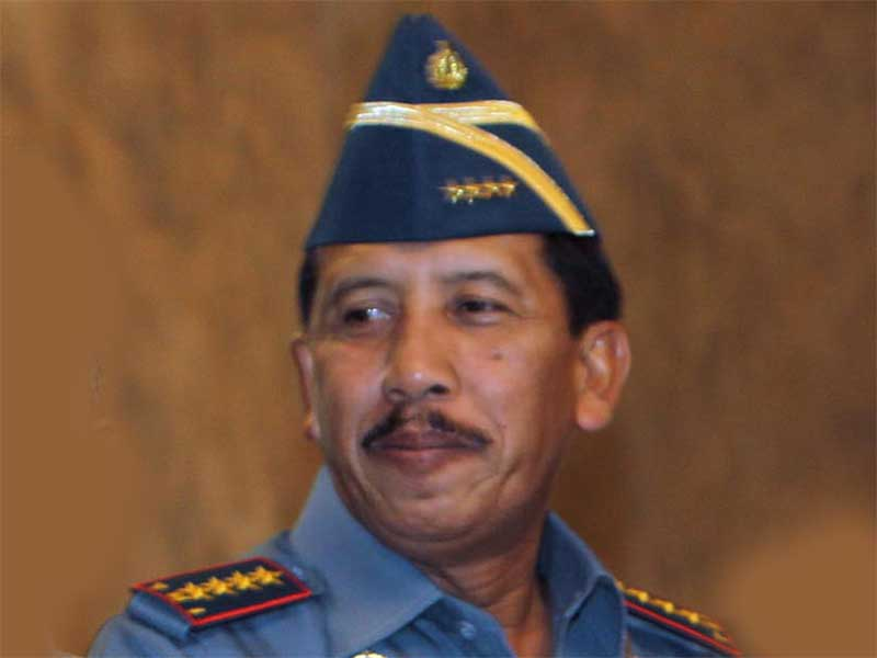 Panglima TNI Tinjau Perbatasan Darat Indonesia-Malaysia
