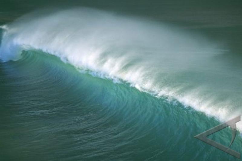 Tinggi gelombang Laut Papua 2--5 meter