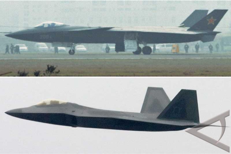Kekuatan militer china kian angker