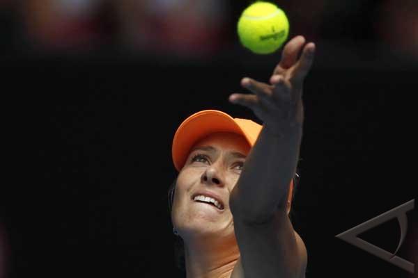 Sharapova dan Errani ke final Prancis Terbuka