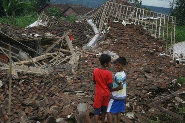 Enam Kabupaten/Kota di NTT Dilanda Bencana