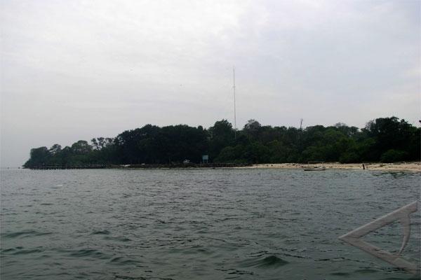 Pulau Terluar di Batam Nyaris Tenggelam