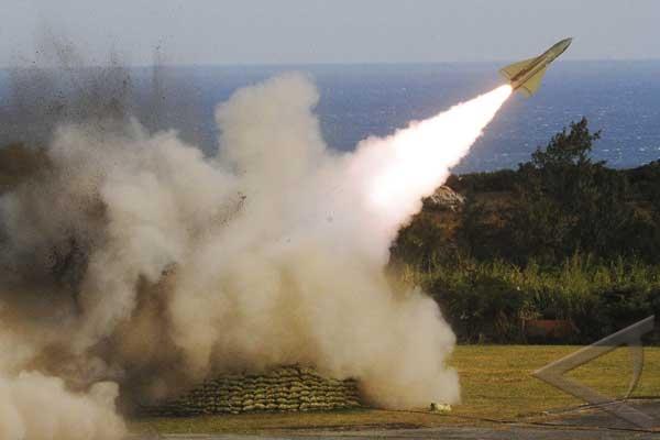Taiwan berencana belanjakan 2,5 miliar dolar untuk sistem anti-rudal