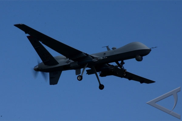 UAV Amerika Serikat serbu Al Qaeda Yaman