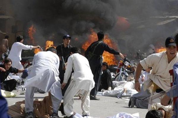 Dua polisi tewas dalam serangan teror di Aljazair