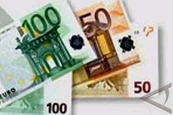Euro stabil jelang pertemuan kebijakan Eropa