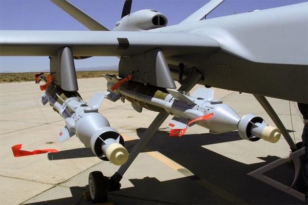 Serangan udara AS tewaskan sembilan militan Pakistan