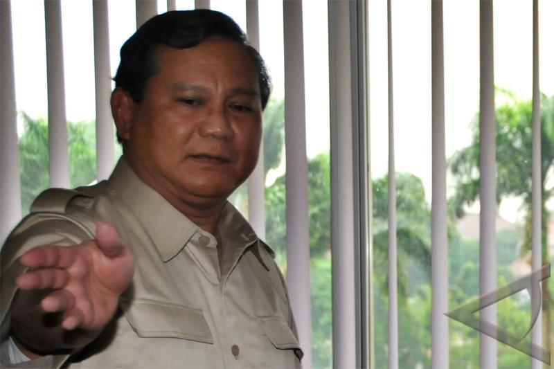 HKTI Prabowo akan Gugat Usman Sapta