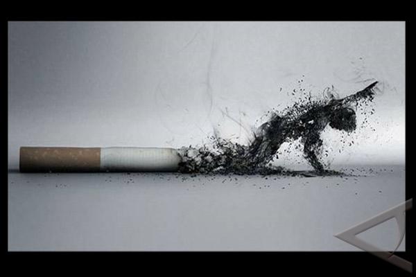 Peneliti: tak pernah terlambat untuk berhenti merokok