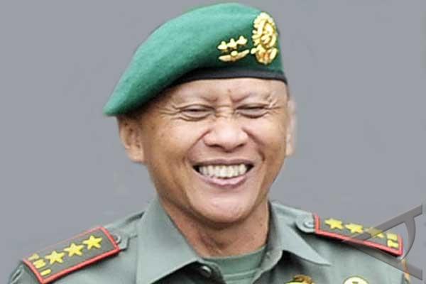 Letjen TNI Pramono Edhie Kasad Baru