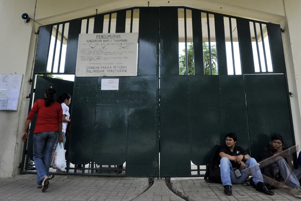 Keluarga napi laporkan penganiayaan oleh petugas lapas