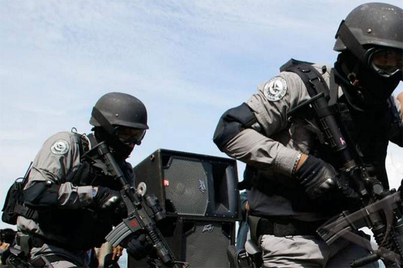 Densus 88 tangkap tiga teroris di Poso