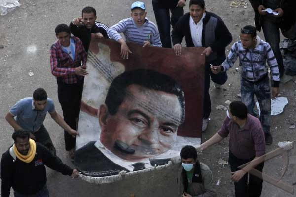 Masa Depan Mesir PascaMubarak