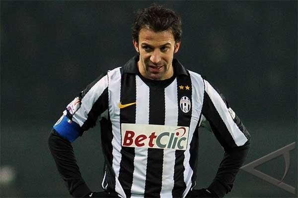 Mengapa Del Piero menolak Liverpool?