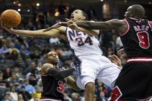 Ringkasan laga NBA; Bulls kalah, Rockets menang