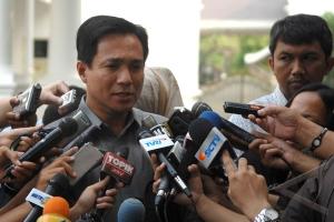 Jubir: tugas Presiden tak terganggu urusan partai