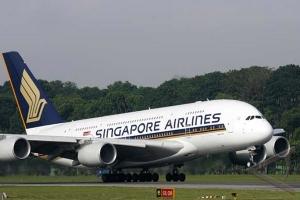 Singapore Airlines sumbang korban letusan Gunung Kelud
