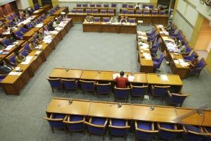 Komisi VI - Kemendag bahas perjanjian perdagangan internasional