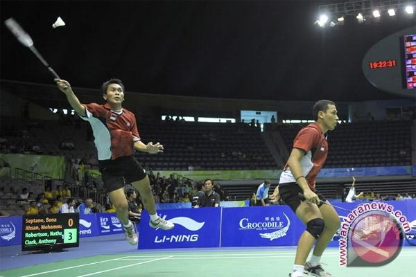 Bona/Ahsan berpeluang lolos ke perempatfinal