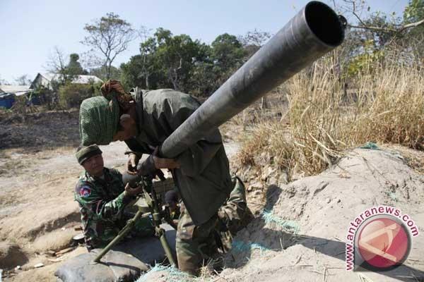 Lima Tewas Dalam Bentrok Thailand-Kamboja