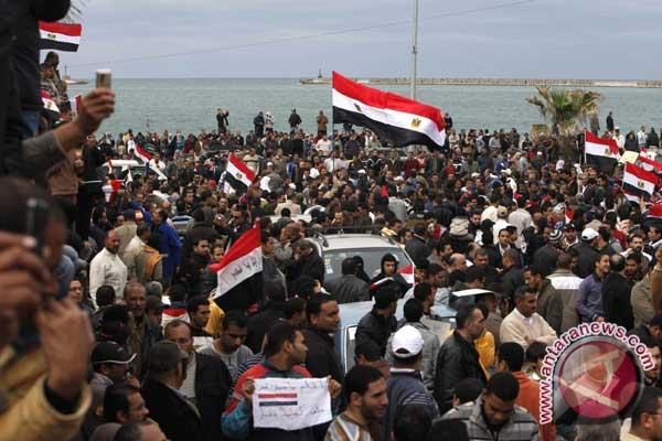 Revolusi 1952 Terulang di Mesir