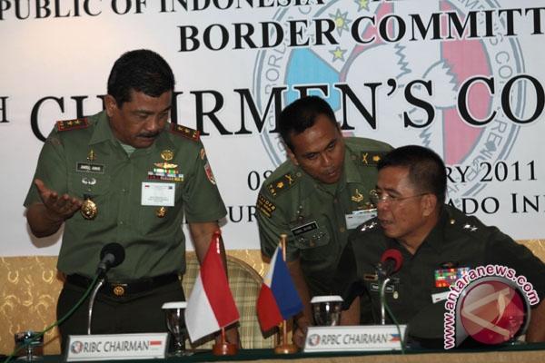 Indonesia-Filipina Sepakati Perluasan Wilayah Patroli