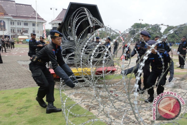 377 Personil Polri Amankan Pilkada Lembata