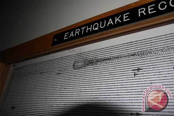 Gempa 5 SR guncang selatan Jawa