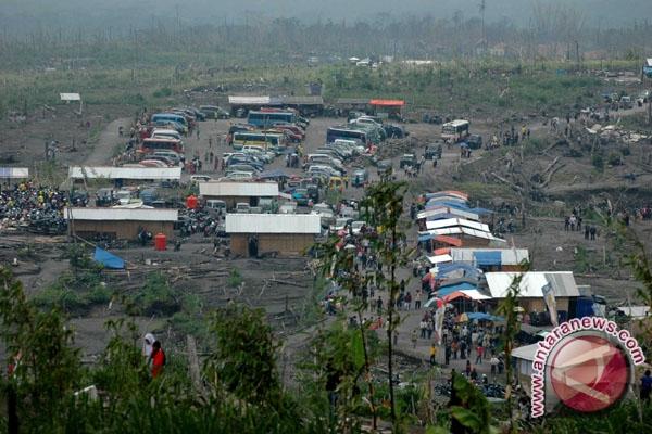 Skenario baru evakuasi bencana Merapi disiapkan