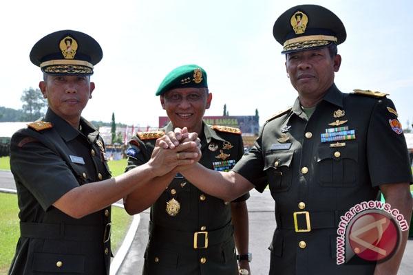 Brigjen Bachtiar Menjabat Gubernur Akmil