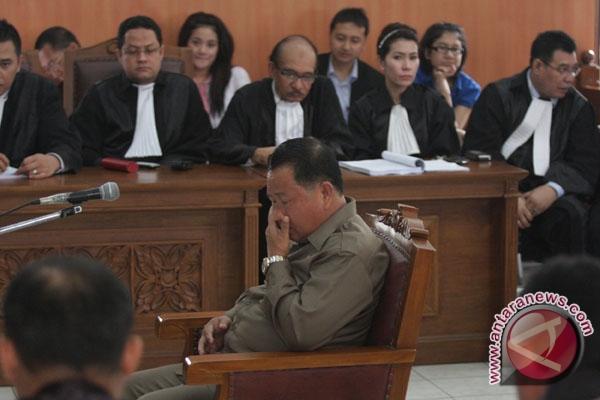 Susno Duadji akan dieksekusi paksa
