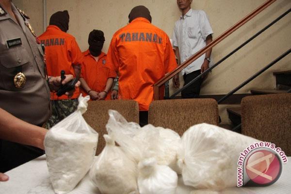 jaringan narkoba lapas direktorat narkoba polda metro jaya dan petugas