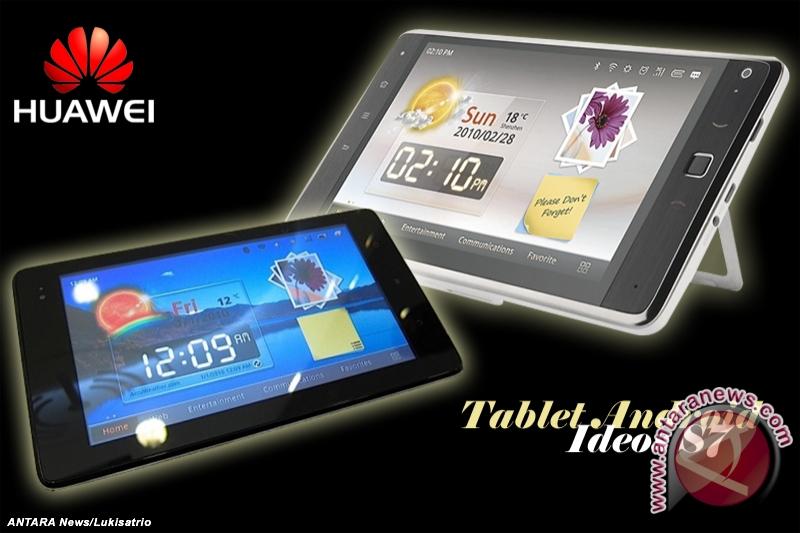 Huawei Tawarkan Tablet PC Termurah