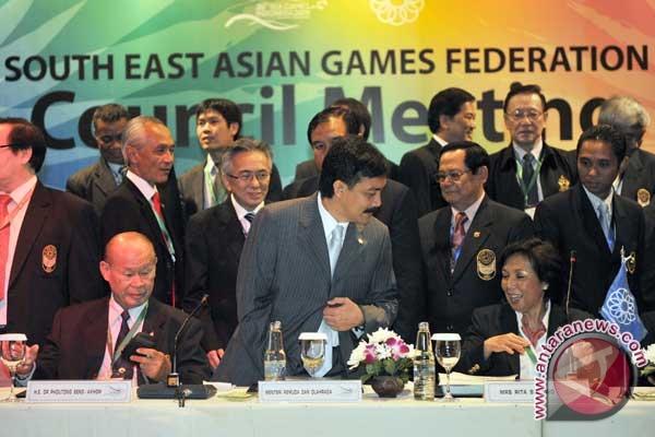 Perwakilan Negara Peserta SEA Games Kumpul di  Bali