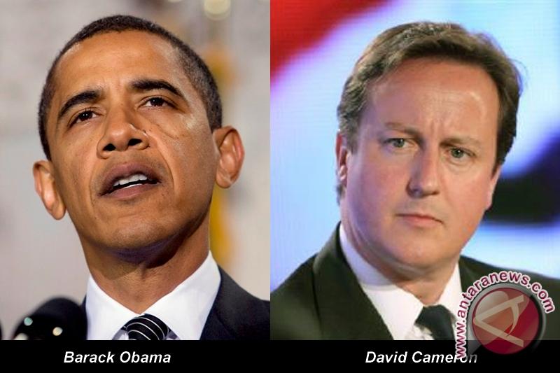 AS dan Inggris Bicarakan Libya
