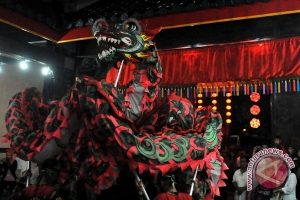 Pasar Imlek diharapkan jadi identitas Semarang
